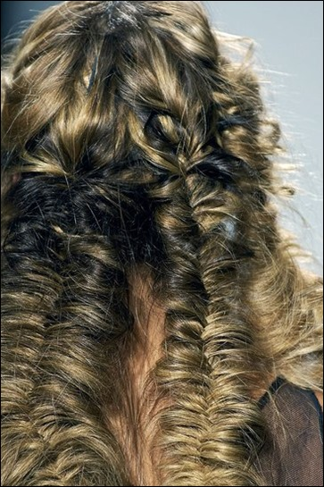 fishtail plaits giles s-s 08  getty .preview